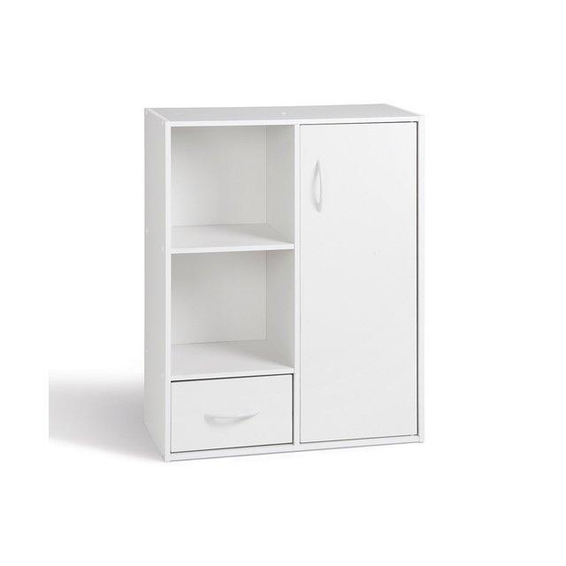 Alsapan Mobiletto Multiuso Bianco