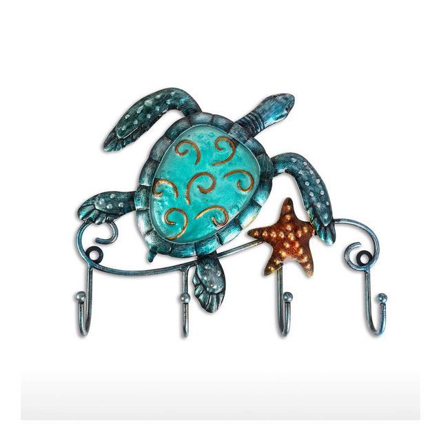 Appendiabiti da Parete Gancio da Parete a Forma di Tartaruga Gancio da Parete con Gancio Decorativo da Parete
