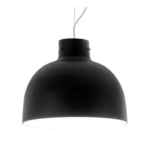 Bellissima Lampada a sospensione  50 x H 41 cm Nero