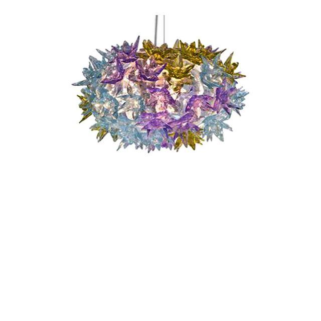 Bloom S2 Lampada a Sospensione Confezione da 1 Pezzo Lavanda plastica