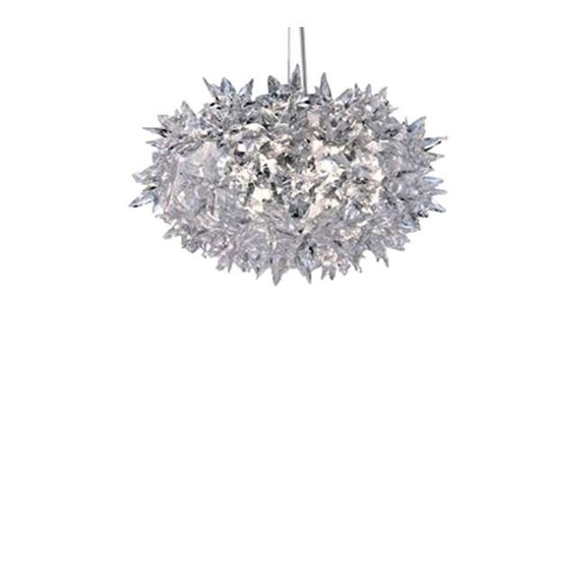 Bloom S2 Lampada da Soffitto G9 Tansparente Cristallo  28 H19 H min÷max 29÷219 cm