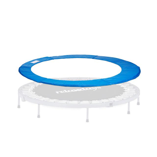 Coprimolla per Tappeto Elastico Accessori Trampolino Larghezza 30 cm PVC Varie Misure Blu