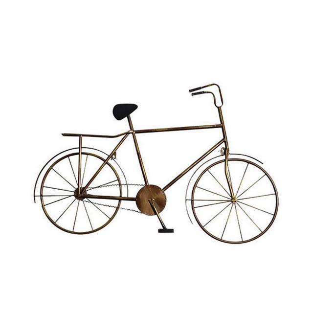 Creativo Vintage Muro di Bicicletta in Ferro battuto Appeso Decorazione Bar Decorazione della Parete caffè Netto Ciondolo Decorativo
