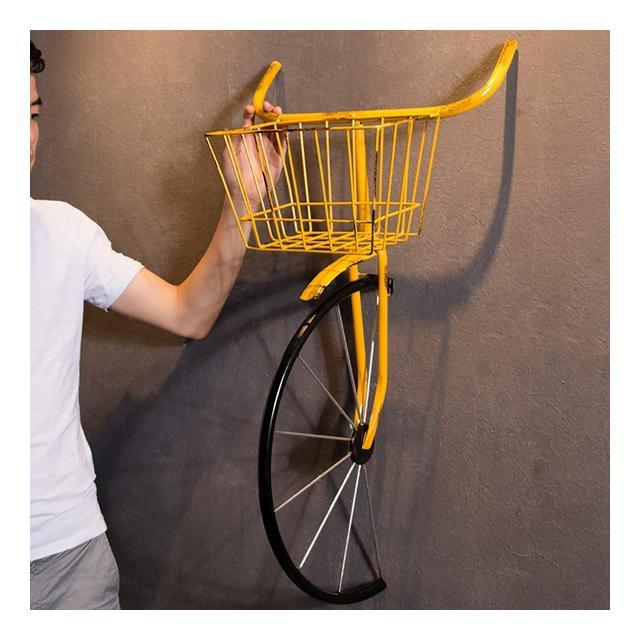 Decorazione Vintage da Parete Vintage in Ferro battuto per Biciclette Decorazione da Bar Ristorante Ciondolo Decorativo