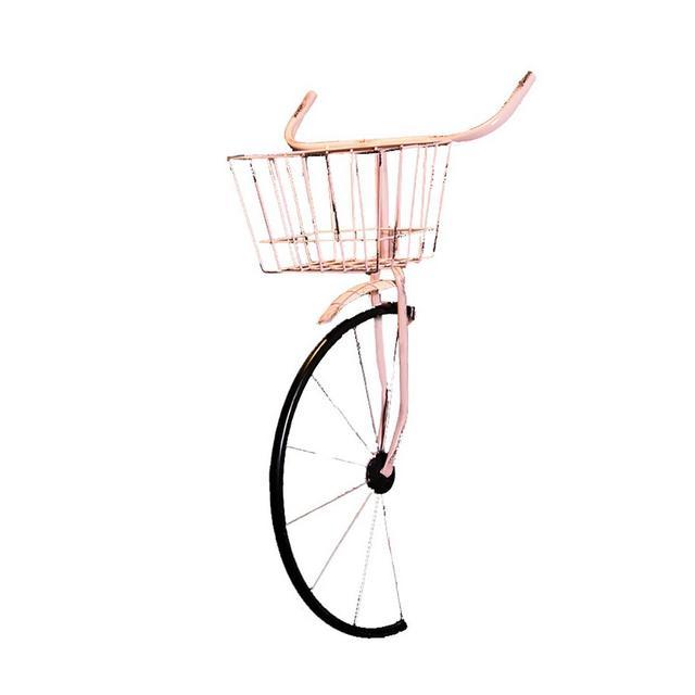 Decorazione della Parete del Modello della Bicicletta del Vento Industriale Creativa Decorazione della Parete della Parete del Negozio di tè della Barra Ciondolo Decorativo