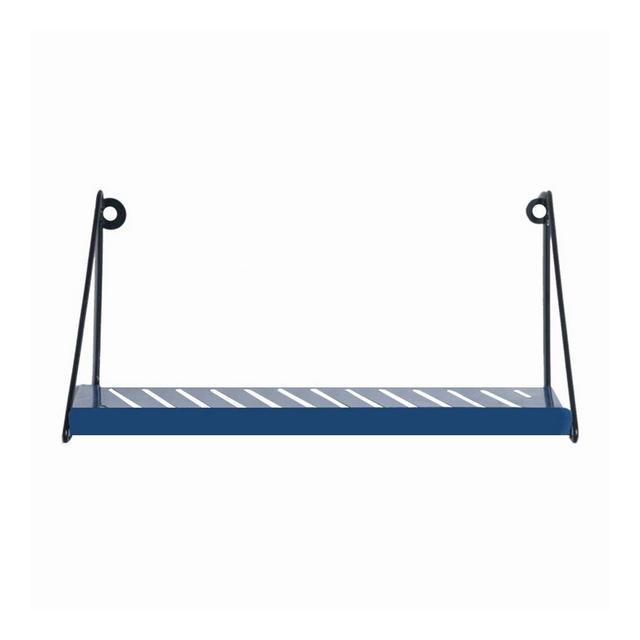 Decorazione per la Parete Metallo Semplice Moda Parete mensola a Muro casa Stand 1120 Color Blue