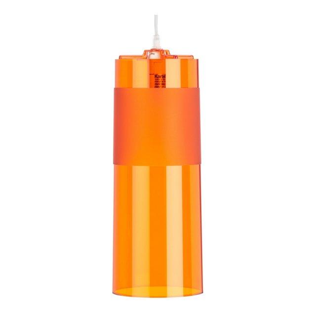 Easy Lampada Colore Arancione trasparente