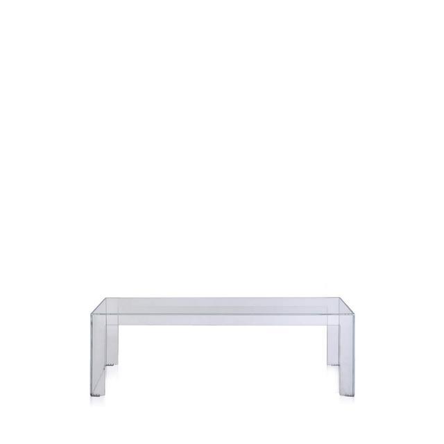 Invisible 500 Consolle Trasparente 40 x 120 x 40 cm