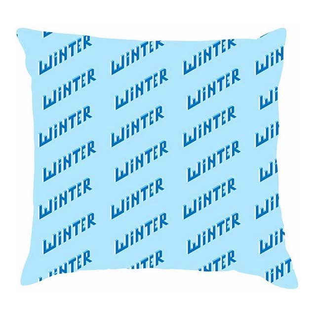 Isometrica Winter Concept Fiocchi di Neve Segni talizi Fodere per Cuscini Fodere per Cuscini in Lino di Cotone Federe