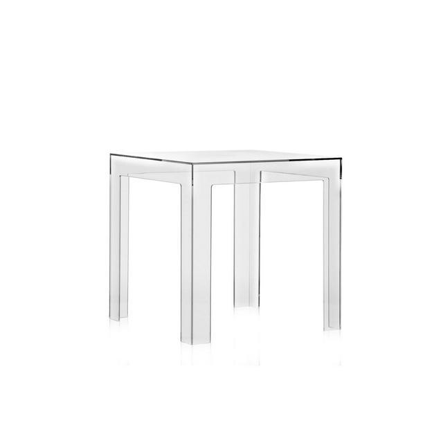 Jolly Tavolino Trasparente 40 x 40 x 40 cm