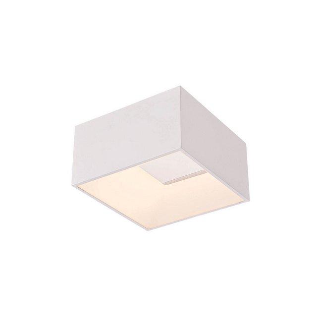 Lampada A Soffitto Dizayn Colore Bianco in Metallo AcrilicoPer Salotto Soggiorno cucina Camera Ufficio Taglia unica