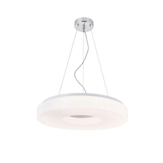 Lampada A Sospensione Beta Colore Bianco in Metallo AcrilicoPer Salotto Soggiorno cucina Camera Ufficio Taglia unica