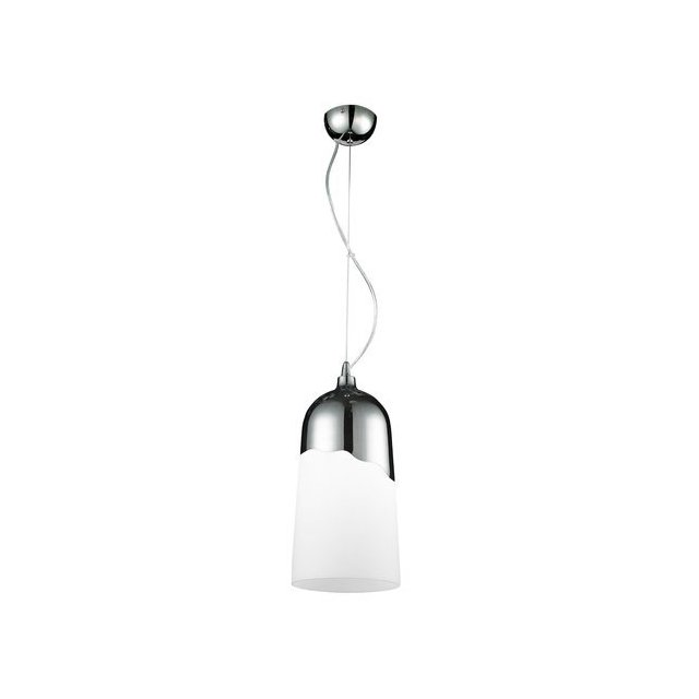 Lampada Sospensione Luce Soffitto Moderno Vetro Metallo Vetro Bianco Arredo Design Illumizione Per Soffitto Soggiorno Salotto Ufficio Lampadario Pendente