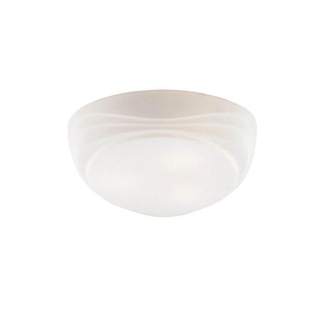 Lampada a Soffitto Lantis Metallo Bianco 37 x 11 cm