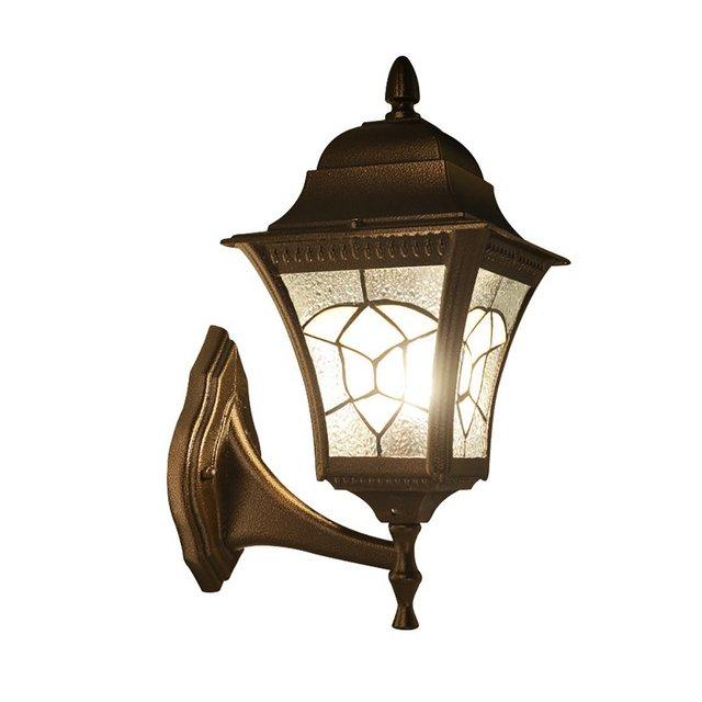 Lampade da parete Lampada da parete ester retro impermeabile cortile cortile esterno porta parete balcone lampada da parete Apparecchi di illumizione a parete