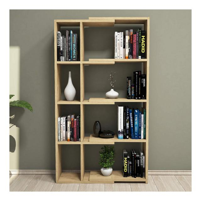 Libreria Movement Legno 736 x 22 x 1308 cm