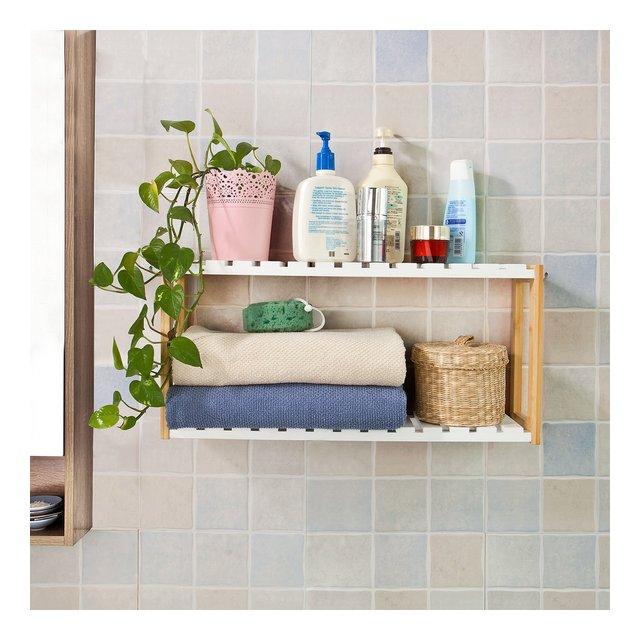Mensola da parete scaffale pensile mensola da bagno