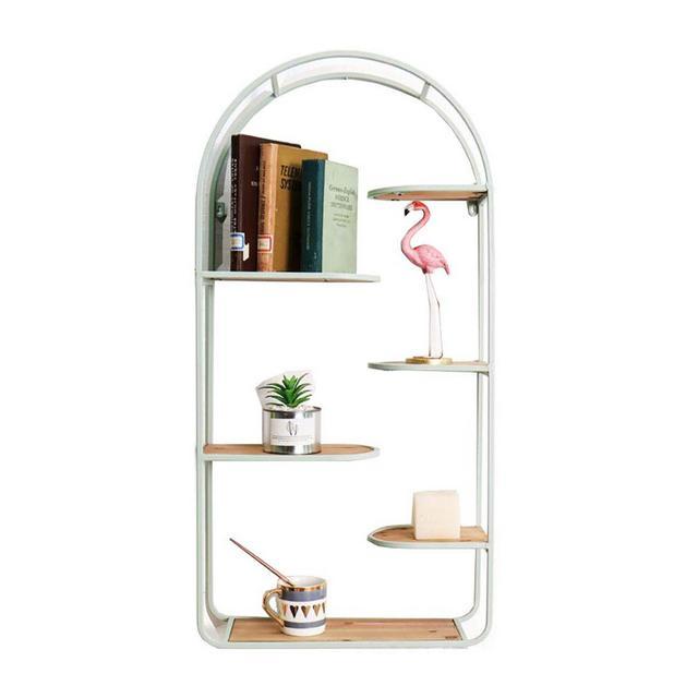 Mensola per la Decorazione della Parete Creativa in Stile Nordico Cornice per la Decorazione della casa Ciondolo Decorativo