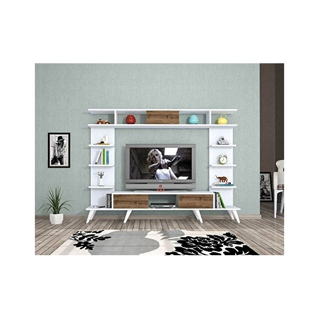 Mir by Mobile TV Mobile TV Pan Bianco Rovere