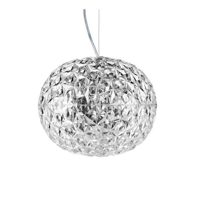 Planet LED lampada a sospensione Design kristallH 27cm  33cm