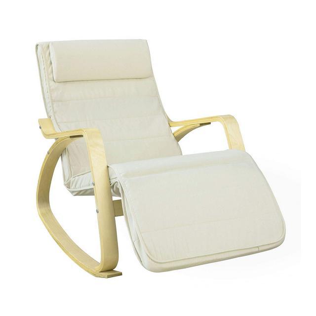 Poltro dondolo poltro oscillante poltro riposo sedia relax poltro dondolo FST16W