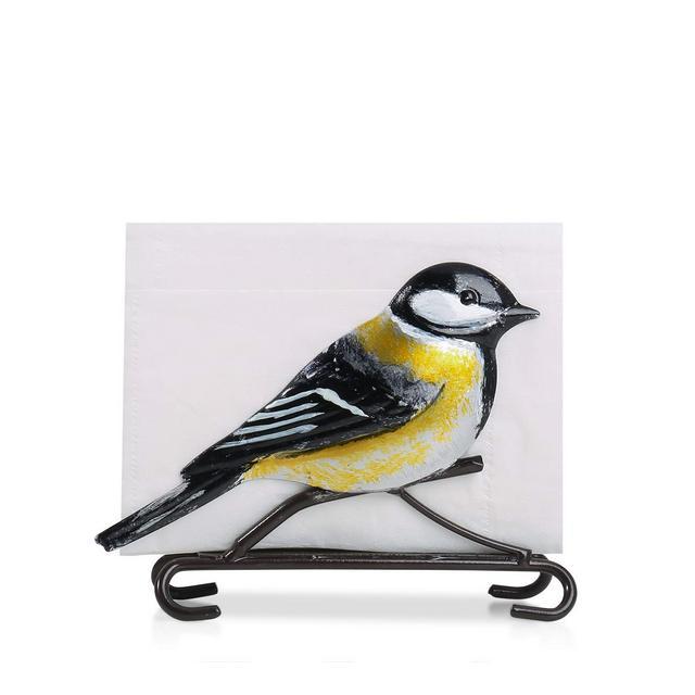 Porta Carta Igienica Tovagliolo di Carta Nera Uccello Creativo Tovagliolo di Carta Veli Tovagliolo di Carta Tovagliolo da cucina