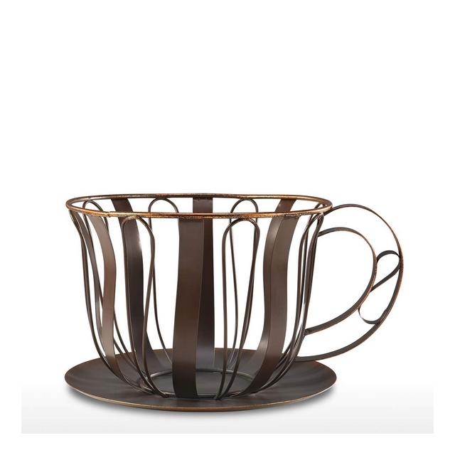 Portabottiglie da caffè Frutta Contenitori Marrone Portabottiglie da caffè Espresso Portabottiglie da caffè