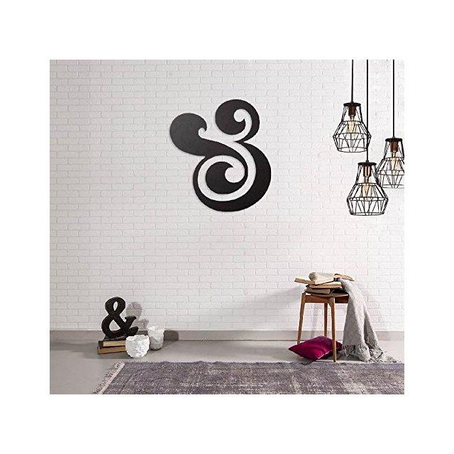 Quadro Decorazione Da Parete In Metallo Art And Graffiti Scorpion Nero Arte Casa Decoro Per Soggiorno Ufficio Muro
