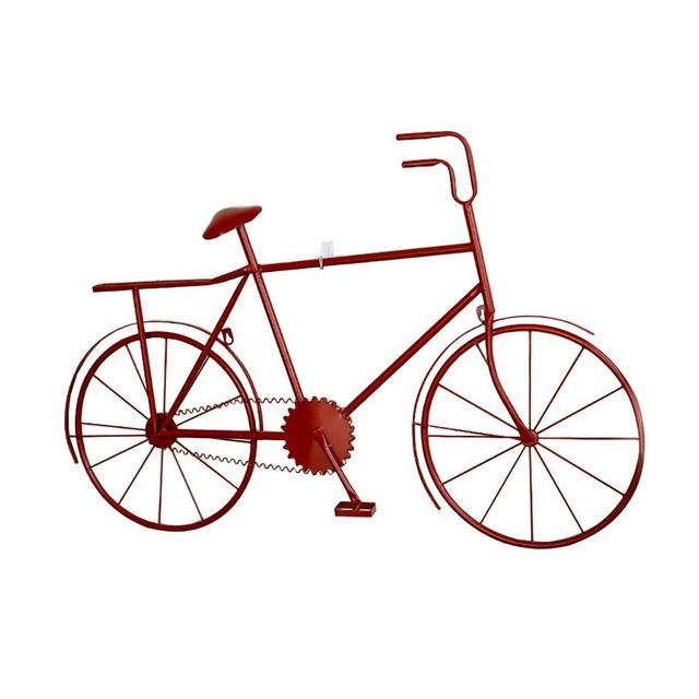 Retro Bar Modello di Bicicletta Decorazione della Parete in Ferro battuto Creativo Decorazione della Parete Ciondolo Decorativo Colore A