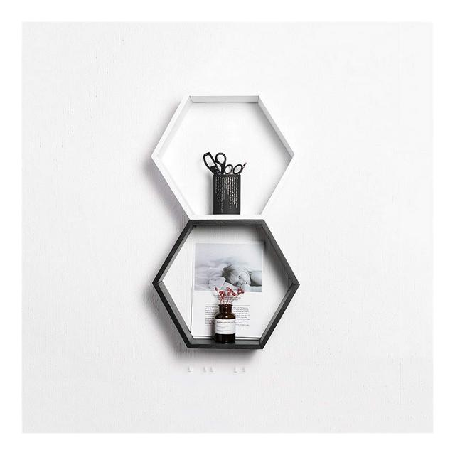 Scaffale Galleggiante Semplice ed Elegante 1120 Color White