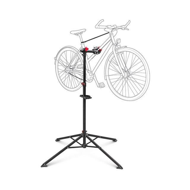 Stand per RiparazioneManutenzione Bicicletta Nero
