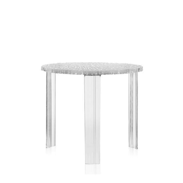 TTable Tavolino Cristallo 50 x 50 x 44 cm