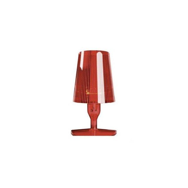 Take Abatjour Colore Rosso