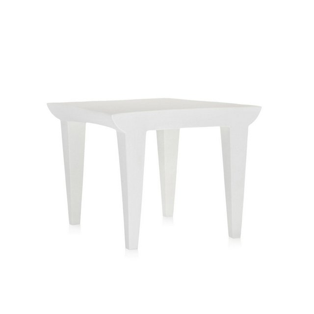 Tavolino Bubble Club Bianco Zinco 515 x 515 x 415 cm