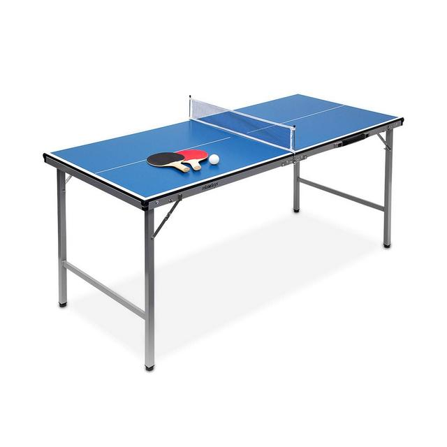 Tavolo Ping Pong Indoor Blu