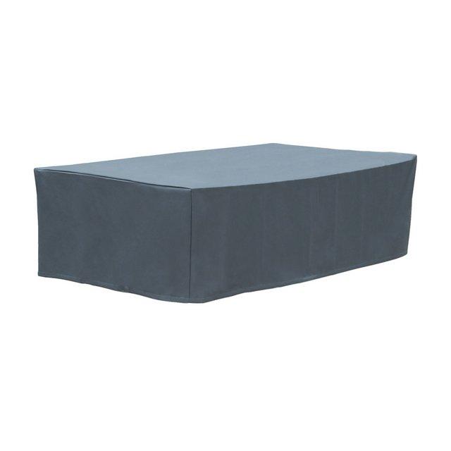 Telone di Copertura per mobili da Giardino 600D Oxford Impermeabile Copertura angolare per Gruppo di sedie 70 x 200 x 160 cm Antracite GZ1161an