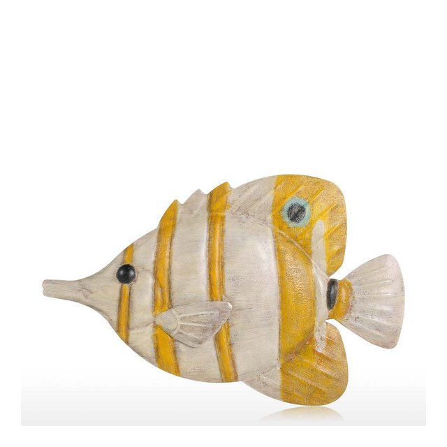 Tooart Fish Wall Decor Fish Wall Hanging Decor Orment per la Decorazione Domestica