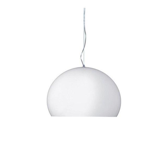 a Big FlY lampada a sospensione Plastica bianco E27 15 wattsW 240 voltsV led
